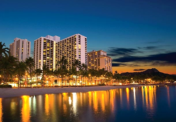 Waikiki Beach Marriott Resort - Waikiki Beach Marriott Resort & Spa. Copyright Marriott International, Inc..