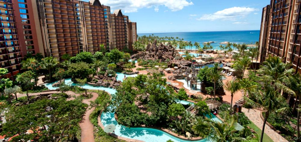 Aulani A Disney Resort Amp Spa Oahu Reviews Pictures Videos Map Visual Itineraries