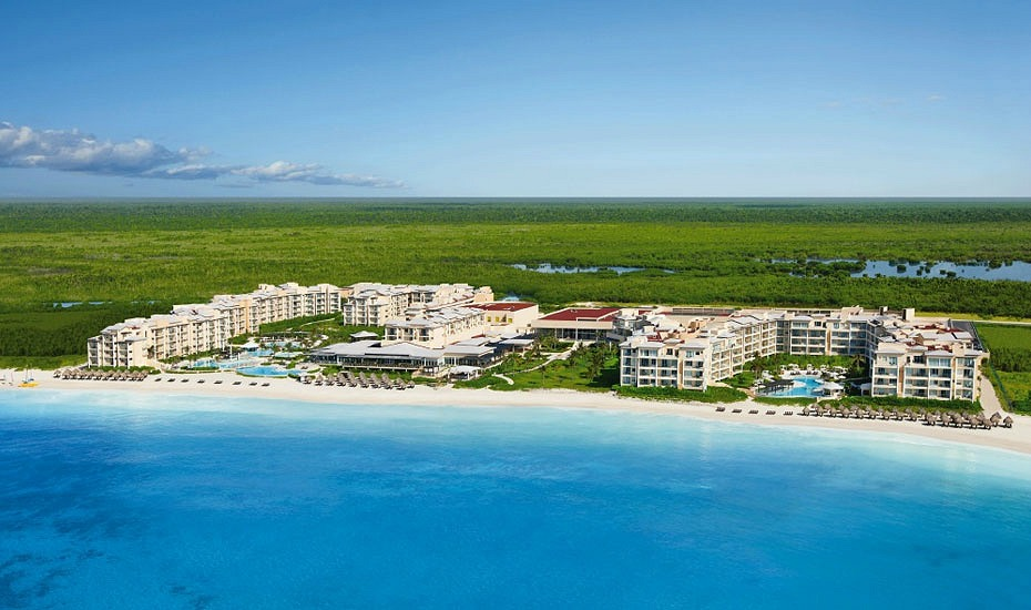 Now Jade Riviera Cancun - Now Jade Riviera Cancun. Copyright AMResorts.