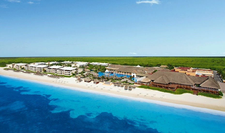 Now Sapphire Riviera Cancun - Now Sapphire Riviera Cancun. Copyright AMResorts.