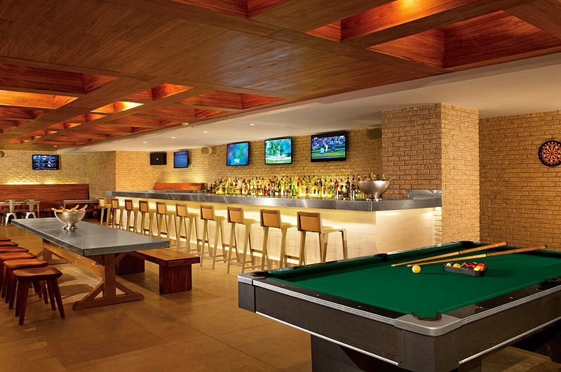 Half Time Sports Bar From Photo Gallery For Secrets The