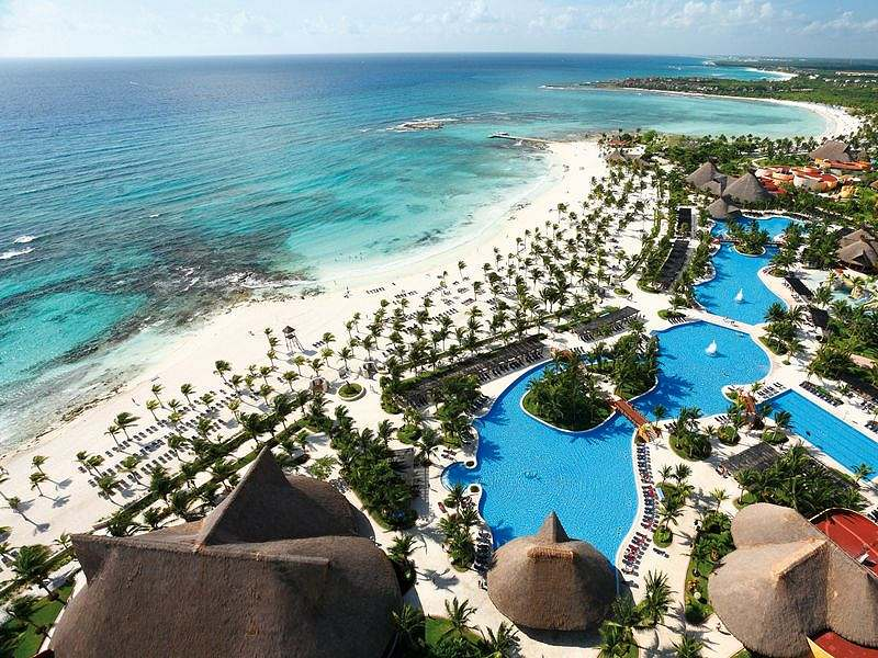 Barcelo Maya Tropical Beach Resort