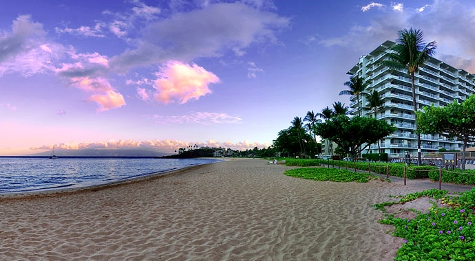 The Whaler on Kaanapali Beach Maui  Reviews Pictures Map