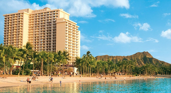 Aston Waikiki Beach Hotel - Aston Waikiki Beach Hotel. Copyright Aston Hotels & Resorts LLC.
