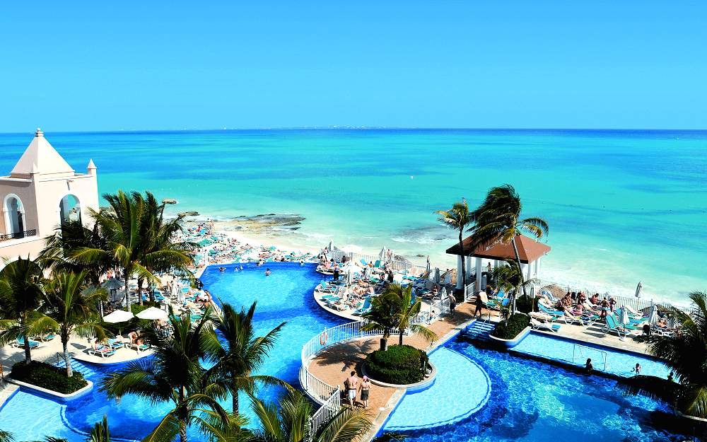 Hotel Riu Cancun Mexico Reviews Pictures Videos Map Visual Itineraries