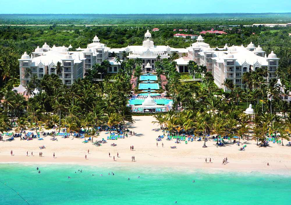 Hotel Riu Palace Punta Cana Dominican Republic  Reviews