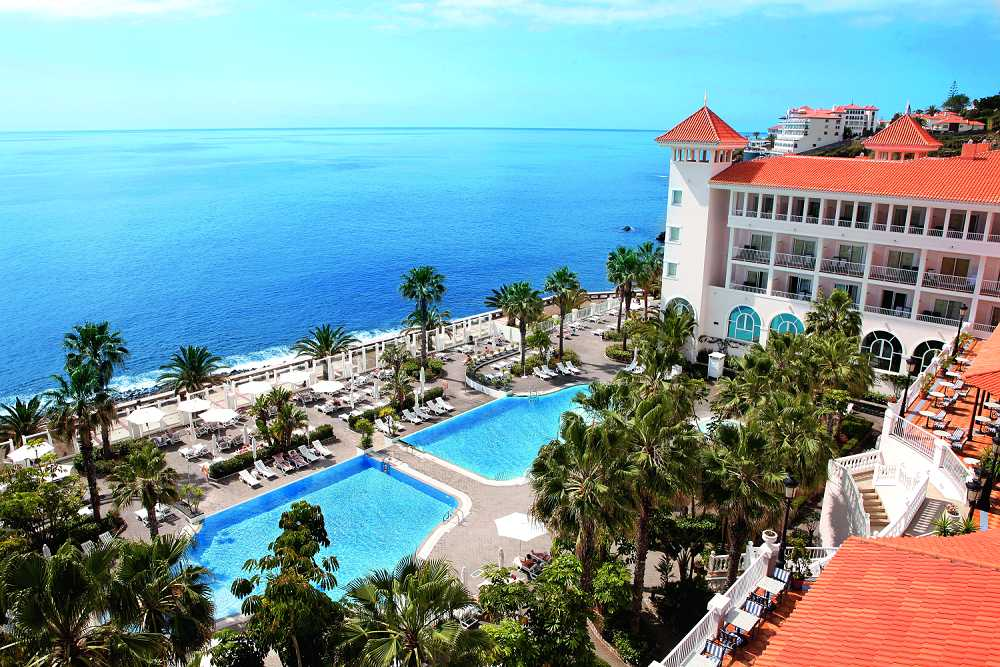 Hotel Riu Palace Madeira Portugal Reviews Pictures Map Visual Itineraries