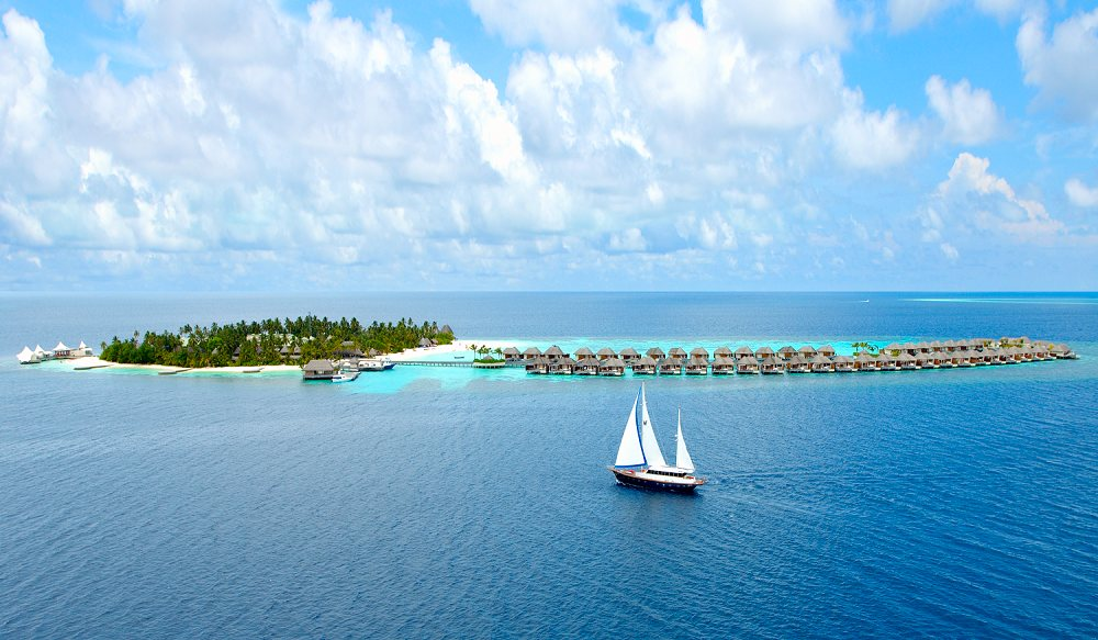 W Maldives - W Retreat and Spa.