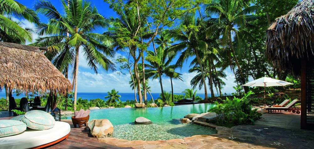 Laucala Island Fiji Reviews Pictures Map Visual