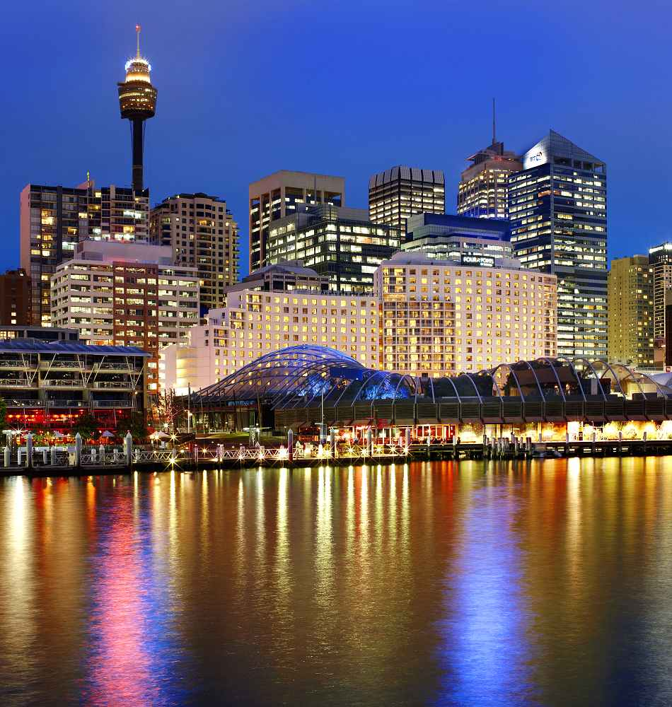 sydney darling harbour map pdf