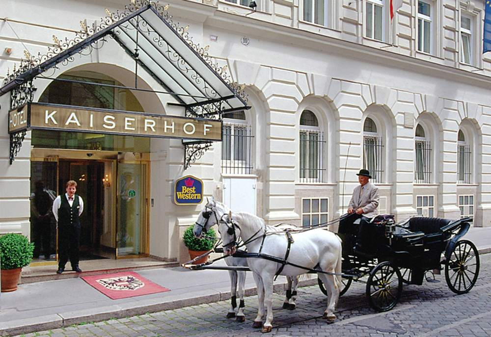 best western premier kaiserhof vienna austria reviews