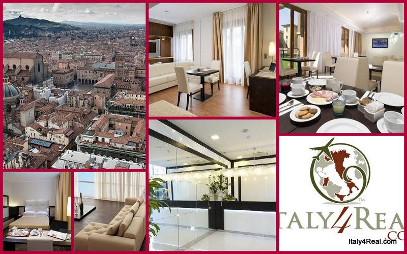 A Modern Gem In Bologna 4 Star Hotel By Italy4real Bol4001 Albergo