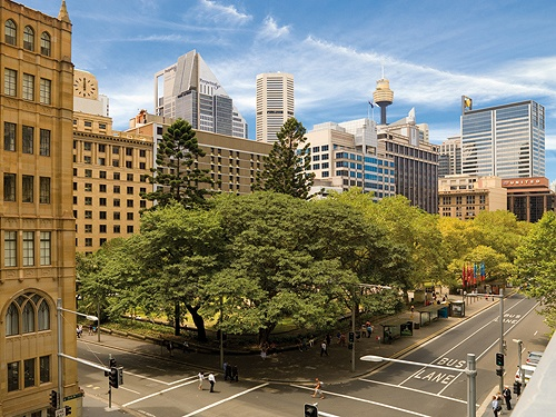 Travelodge Wynyard Sydney Hotel - Travelodge Wynyard Sydney Hotel. Copyright Travelodge Hotels.