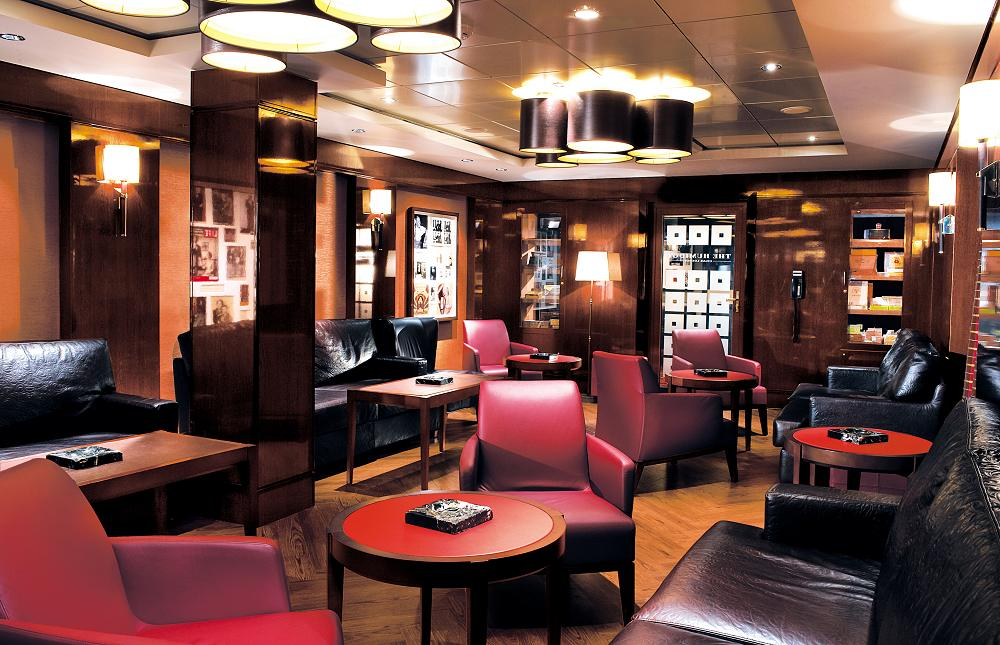 Humidor Cigar Lounge From Photo Gallery For Norwegian