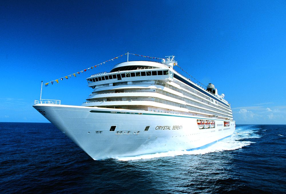 All-Inclusive Luxury Cruises | Crystal Cruises