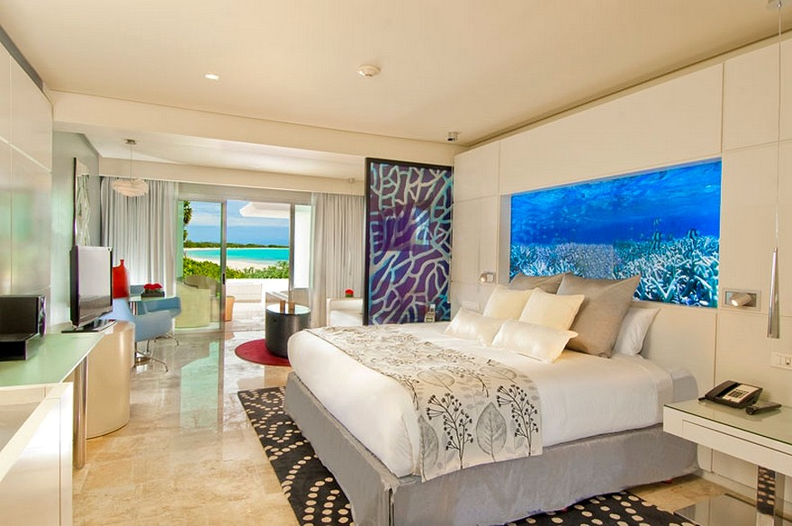 Luxury Junior Suite Family Concierge Ocean View From
