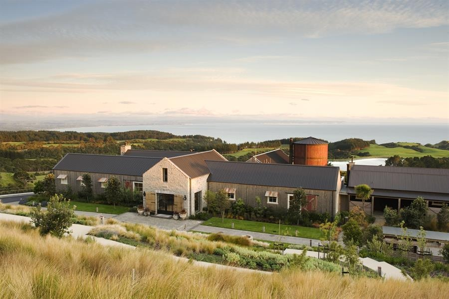 The Farm at Cape Kidnappers - The Farm at Cape Kidnappers. Copyright Cape Kidnappers.