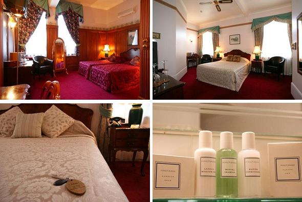 Luxury King/Queen/Twin Room - The County Hotel Napier.