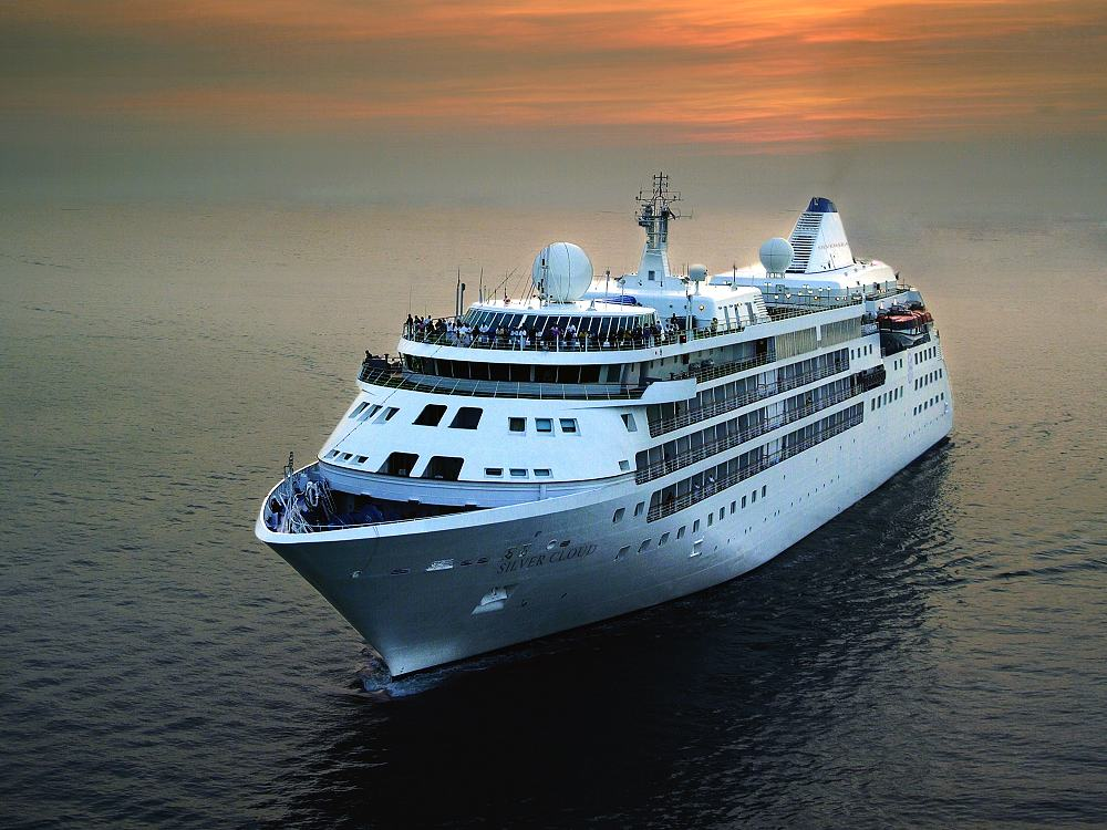 Silversea Cloud Cruise Ships  Reviews Pictures Virtual