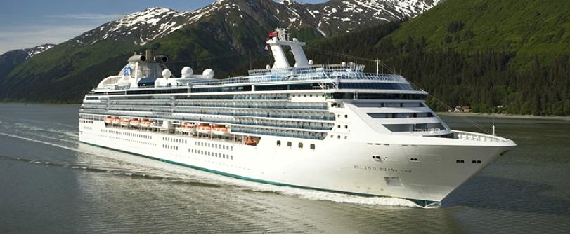 Island Princess Cruise To Alaska Reviews