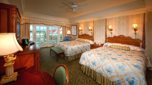 Theme Park View Room From Photo Gallery For Disney S