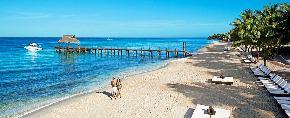 Secrets Aura Cozumel Mexico Reviews Pictures Map Visual Itineraries
