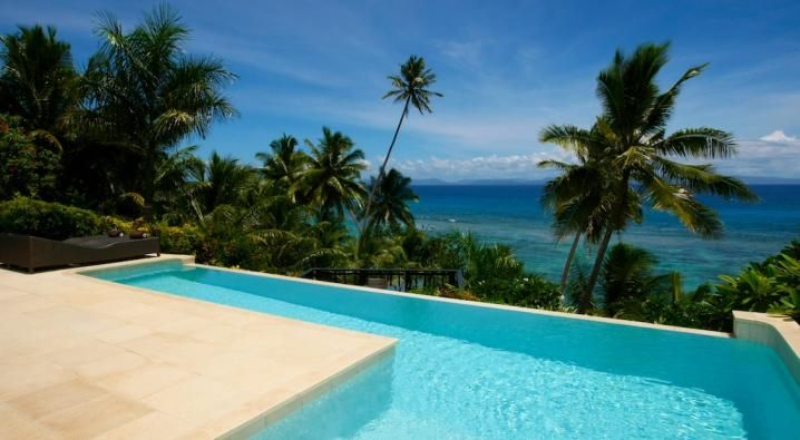 Horizon Spa Villa - Taveuni Palms.