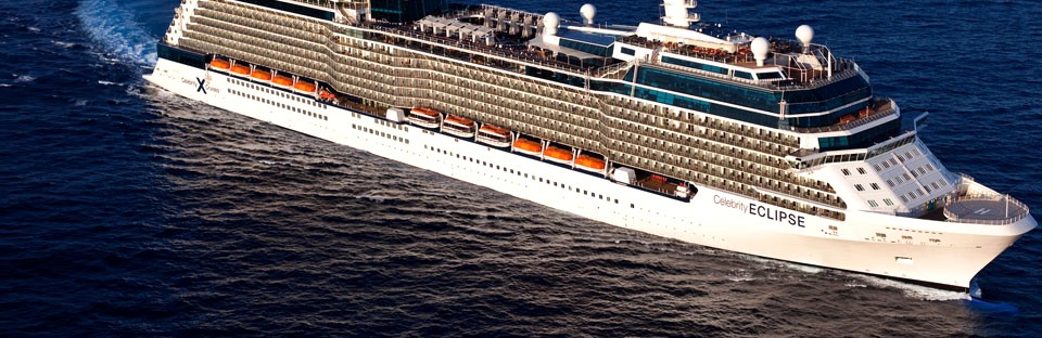 Celebrity Eclipse Cruise Ships Reviews Pictures Videos Map - Celebrity eclipse cruise ship itinerary