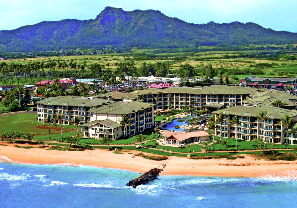 The Outrigger Waipouli Beach Resort