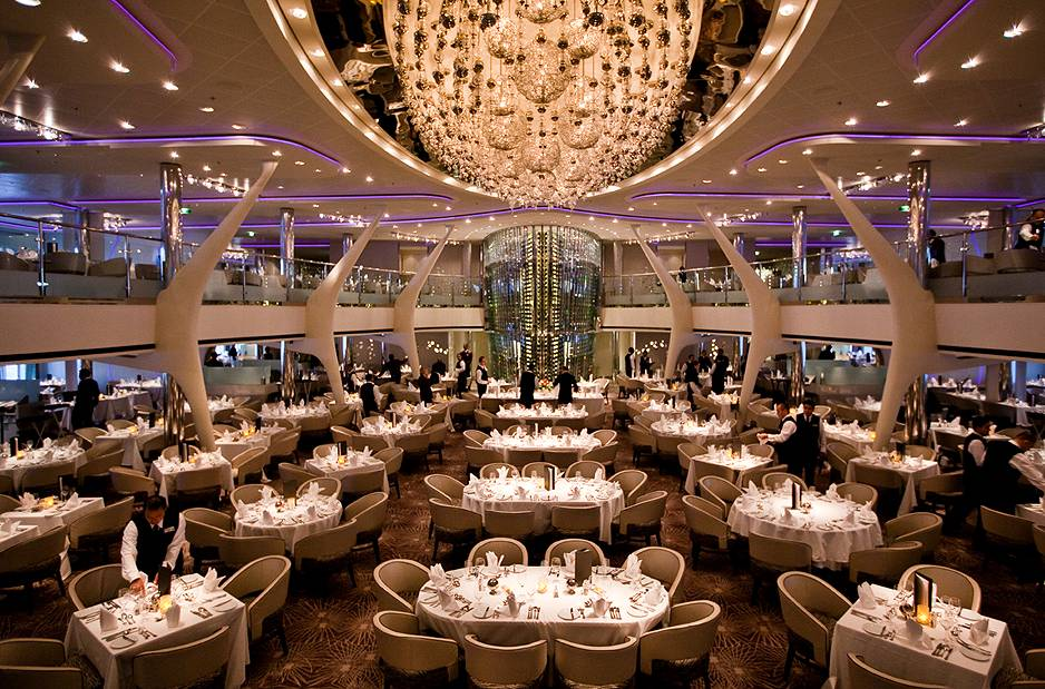 Grand Epernay Restaurant From Photo Gallery For Celebrity Solstice *Cruise Ships. Photo 28107 ...