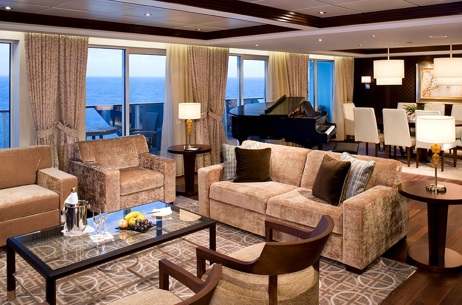 Penthouse Suite From Photo Gallery For Celebrity
