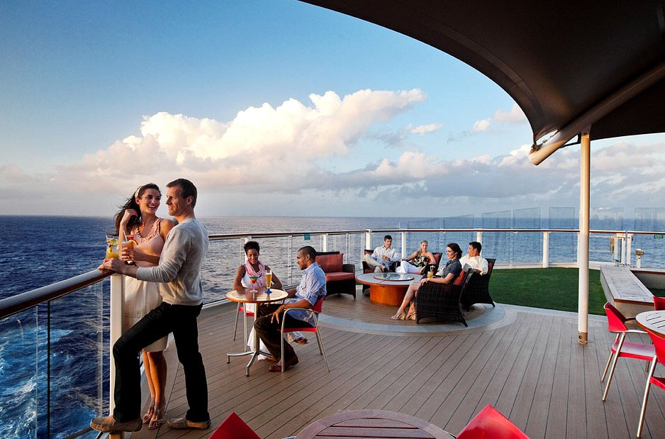 Sunset Bar From Photo Gallery For Celebrity Reflection Cruise Ships Photo 28173 Visual