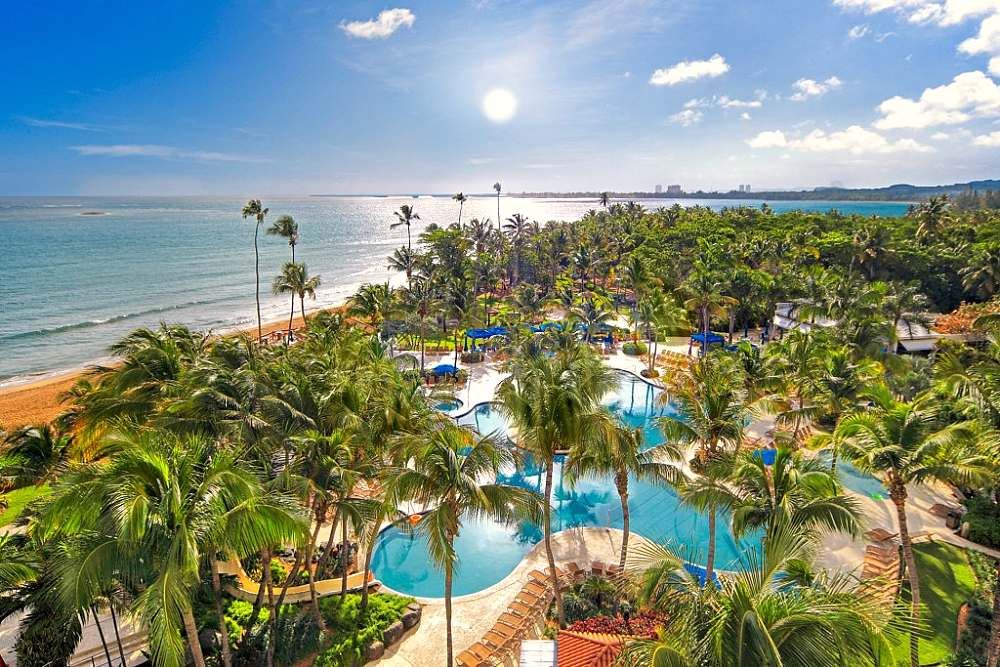 Wyndham Grand Rio Mar Beach Resort And Spa Puerto Rico