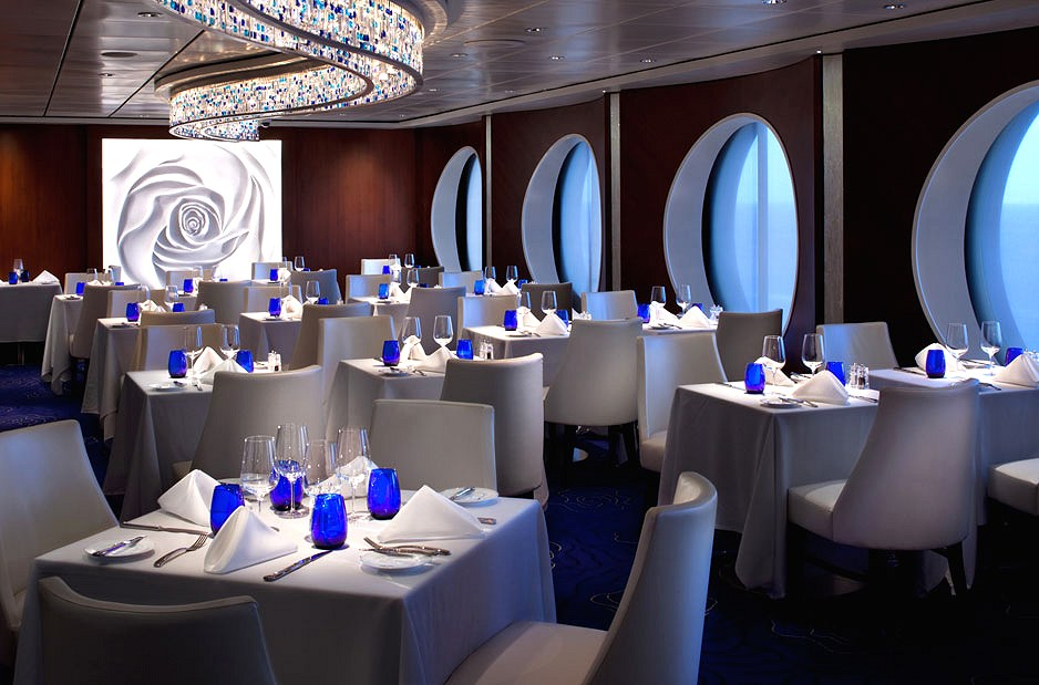 Blu Restaurant From Photo Gallery For Celebrity Constellation Cruise Ships Photo 28254