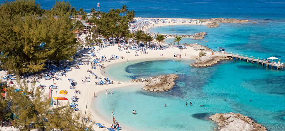 Αποτέλεσμα εικόνας για Royal Caribbean is making to their private island, CocoCay
