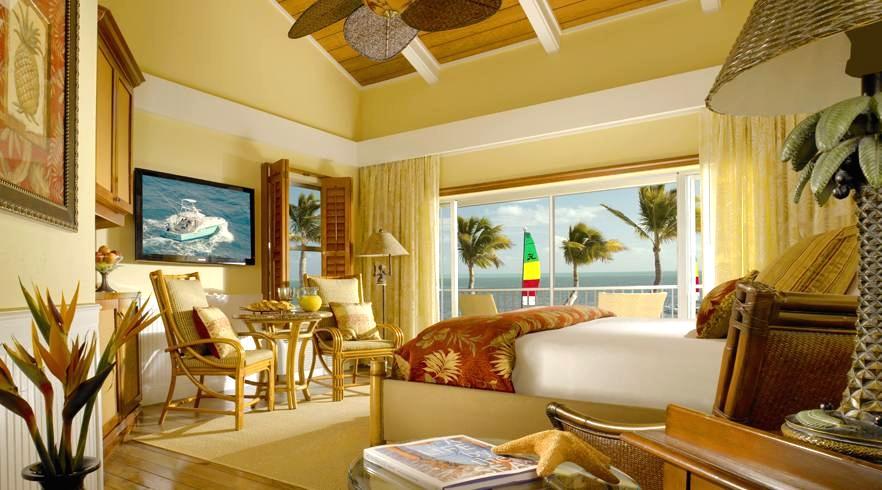 Superior Beach Bungalow Cheeca Lodge