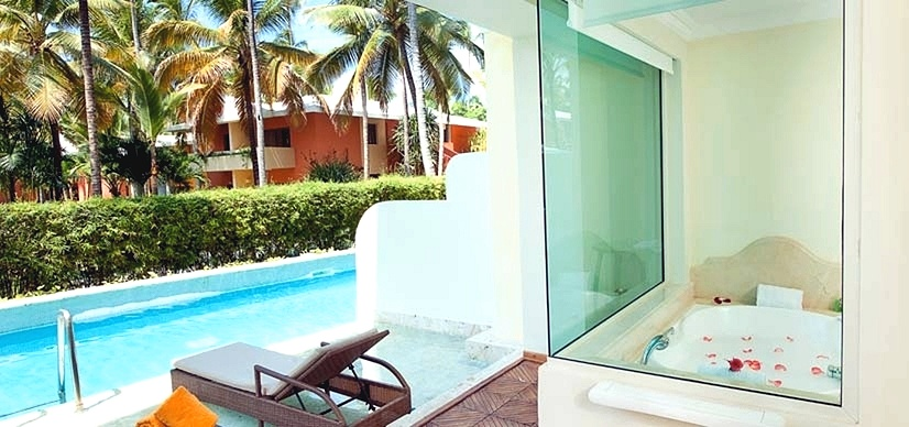 British Virgin Islands All Inclusive Swim Out Rooms