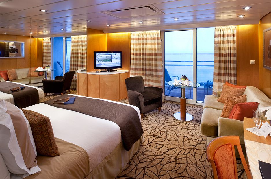 Suite Class - Celebrity Cruises