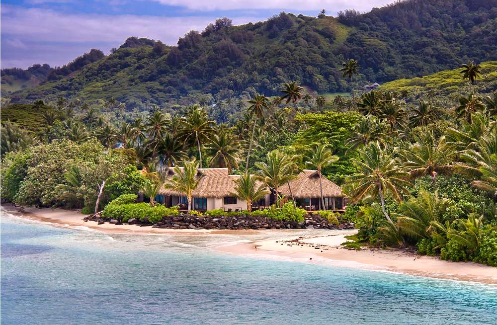 Sea Change Villas Rarotonga Cook Islands Reviews Pictures Travel Specials Videos Map Visual Itineraries