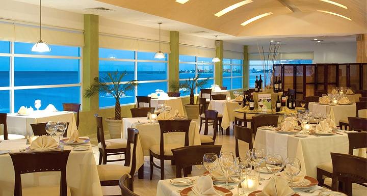 El Mediterráneo Restaurant Bellevue Beach Paradise