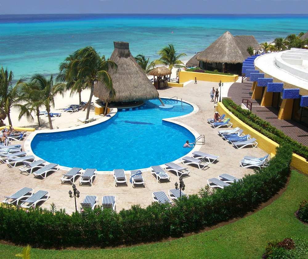Melia Cozumel All Inclusive Golf Amp Beach Resort Mexico