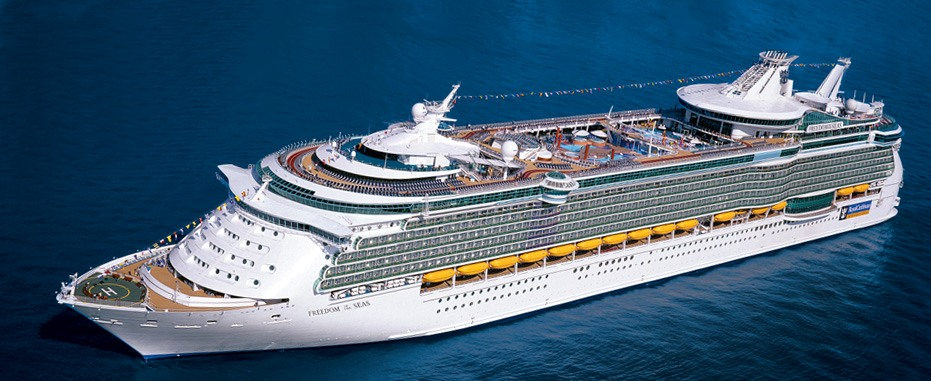 Royal Caribbean S Freedom Of The Seas Cruise Ships