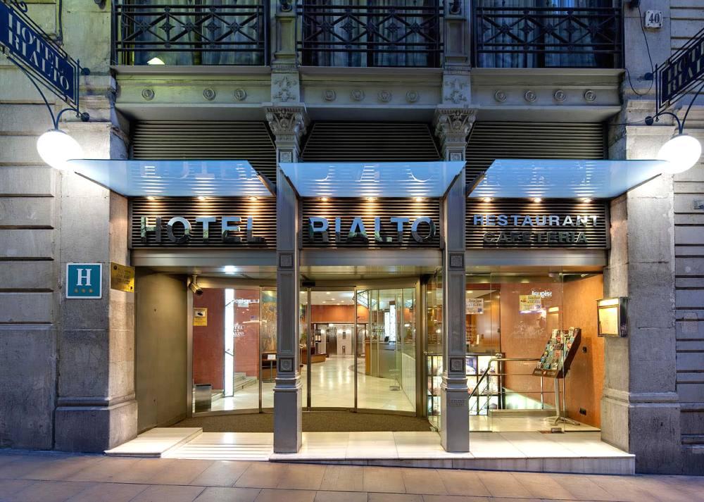 Hotel Gargallo Rialto Photo Copyright Hotels