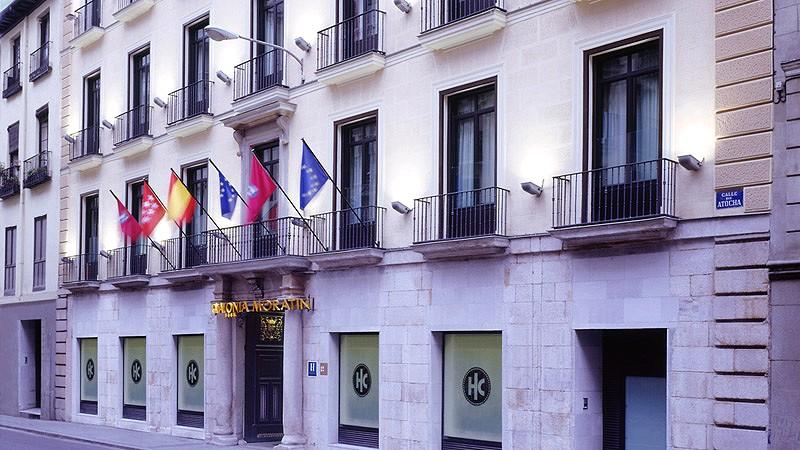 Catalonia puerta del sol spain reviews pictures map for Hoteles cerca puerta del sol