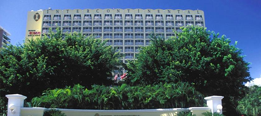Intercontinental San Juan Photo Copyright Hotels Group