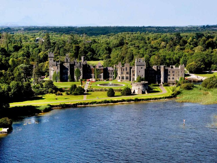 The Castle   Ashford Castle Hotel. Photo Copyright Ashford Castle Hotel. Great Pictures