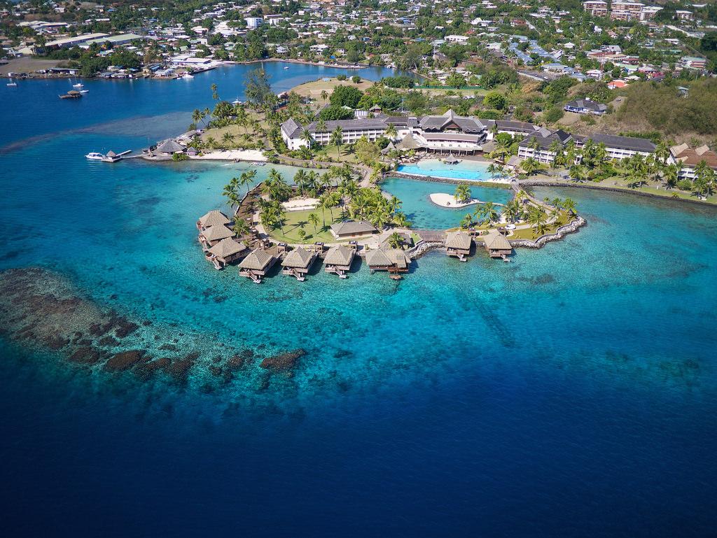 InterContinental Tahiti Resort French Polynesia Reviews Pictures Virtual
