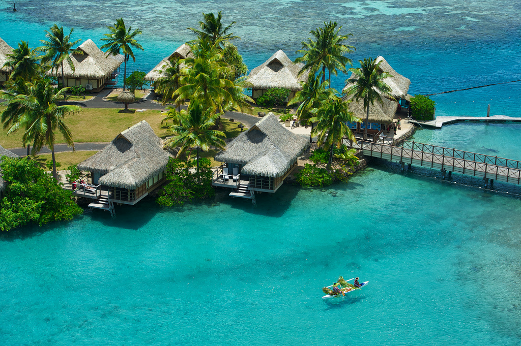 Overwater Bungalows From Photo Gallery For Intercontinental