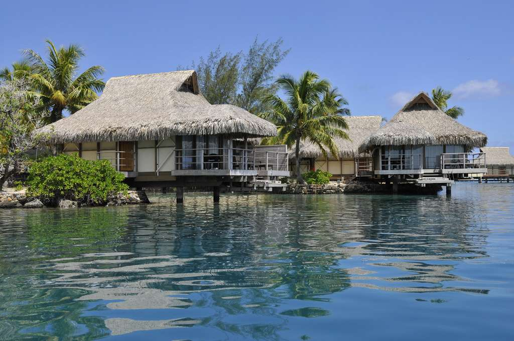 InterContinental Moorea Resort & Spa, French Polynesia ...
