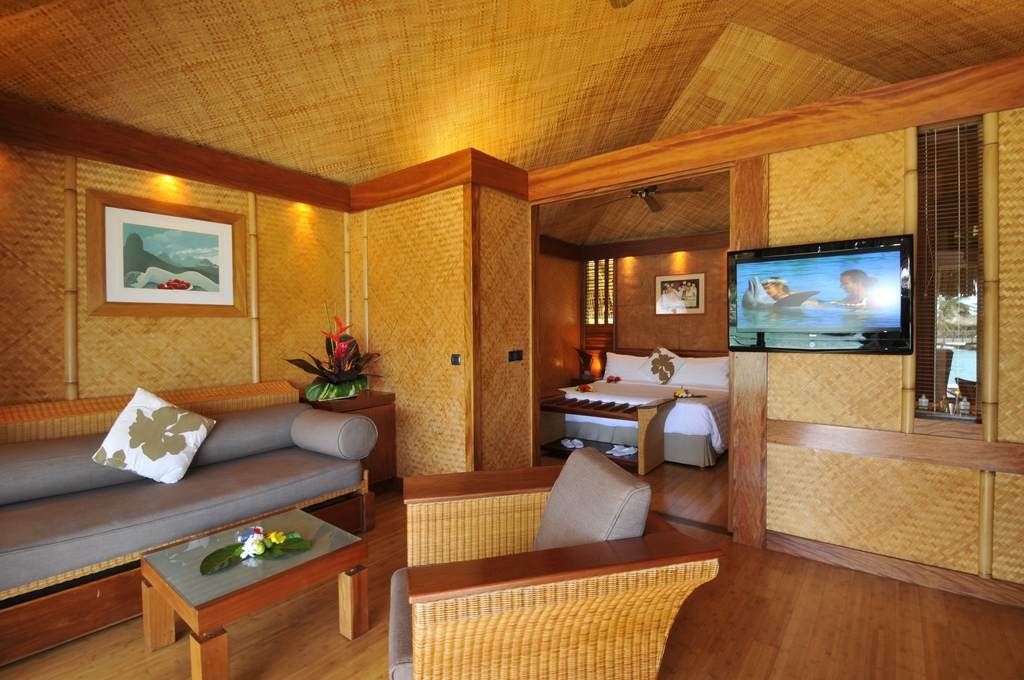 Bungalow Interior From Photo Gallery For Intercontinental
